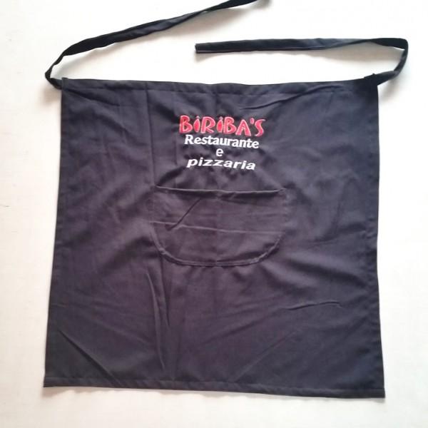 Avental cintura oxford